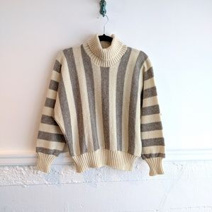Michael Stossel • Vintage Wool Sweater